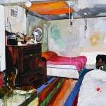 Bacon room, 2010