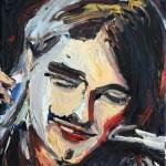 Curt Cobain (Nirvana), 2009 (Privatbesitz)