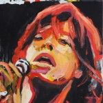 Mick Jagger (The Rolling Stones), 2009