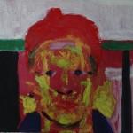 Mit roter Mütze, 2004 (Privatbesitz)